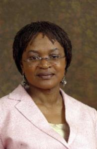 Baleka Mbete Przewodnicząca Parlamentu RPA