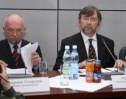 Minister Zbigniew Ćwiąkalski i Mec. Piotr Nowaczyk