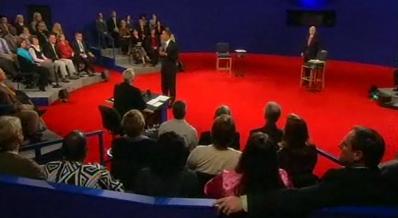 Druga debata telewizyjna McCain & Obama