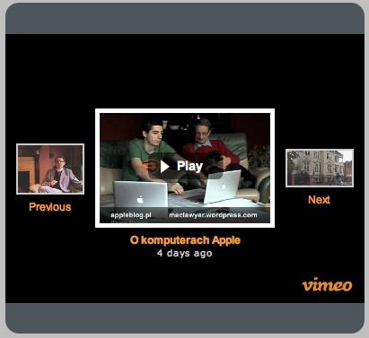 Nowa przeglądarka Video na MacLawye®