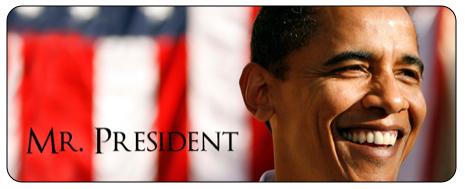 44. Prezydent Stanów Zjednoczonych Barack Obama
