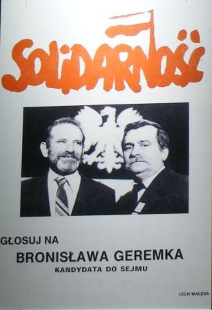 Walesa in Poland